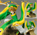 Japanese Anime Figure Cardcaptor Sakura Li Syaoran Doll 1 7 Scale PVC Painted Figure Model Toy