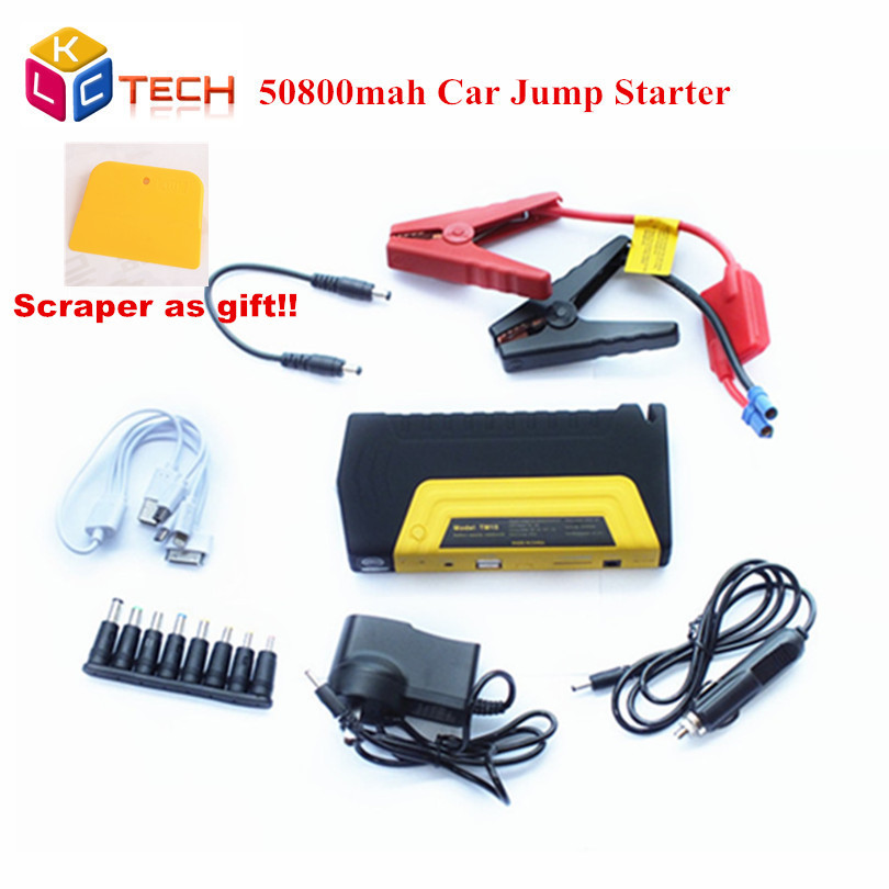 Best Rated Portable Car Battery Jump Starter