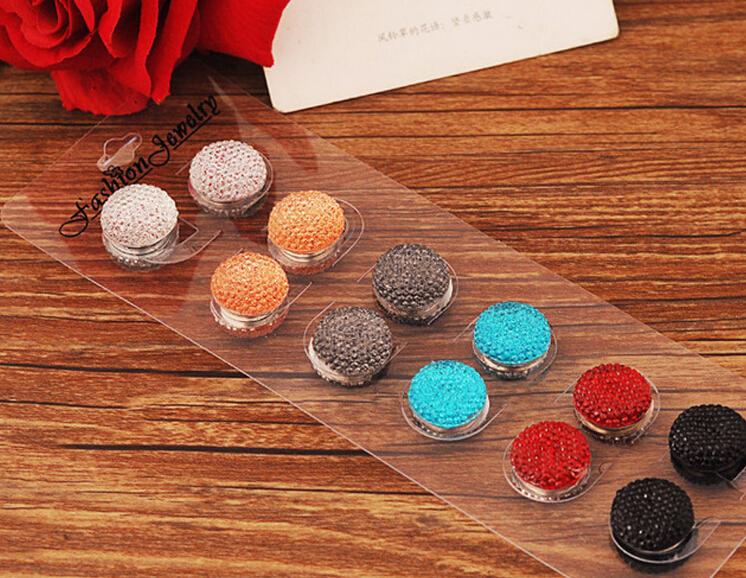 women's fashion Hijab pins with magnet pearl brooches muslim hijab 12pcs/lot mix color order(China (Mainland))