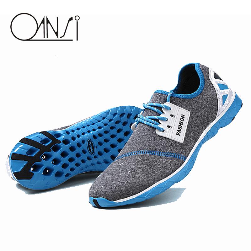 2015 comfortable zapatillas aqua shoes breathable