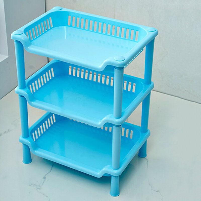 Plastic Bathroom Shelving Shampoo Soap Laundry Storage Shelf Toilet Washing Machine Storage Rack Shelf Combination Shelving(China (Mainland))