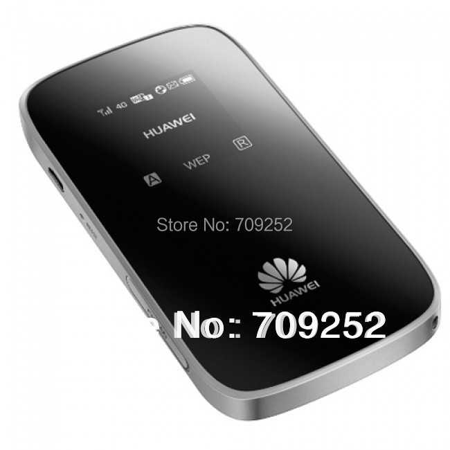 Huawei E589 4G LTE 100M Pocket Mobile WiFi/MiFi Wireless Modem Router Unlocked Free Shipping(China (Mainland))