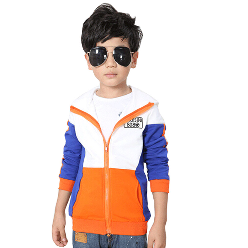 boy fashion jacket coat children spring fall jacket long sleeve coats kids outwear jackets fits 2-7 years<br><br>Aliexpress