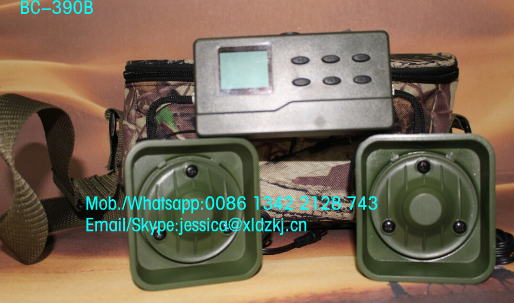 cheap hunting bird callers new 390 with 35w speaker 4ohm<br><br>Aliexpress