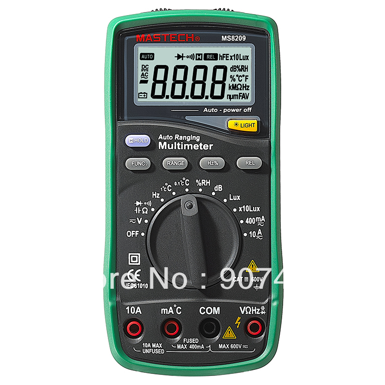 MS8209 5 In 1 Autorange Digital Multimeter with free shipping<br><br>Aliexpress