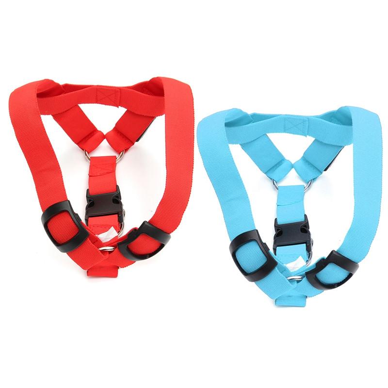 New Arrival Adjustable Leash Rope Belt LED Flashing Light Harness Dog Pet Safety Collar Leash Rope Belt Pet Supplies L(48-60cm)(China (Mainland))