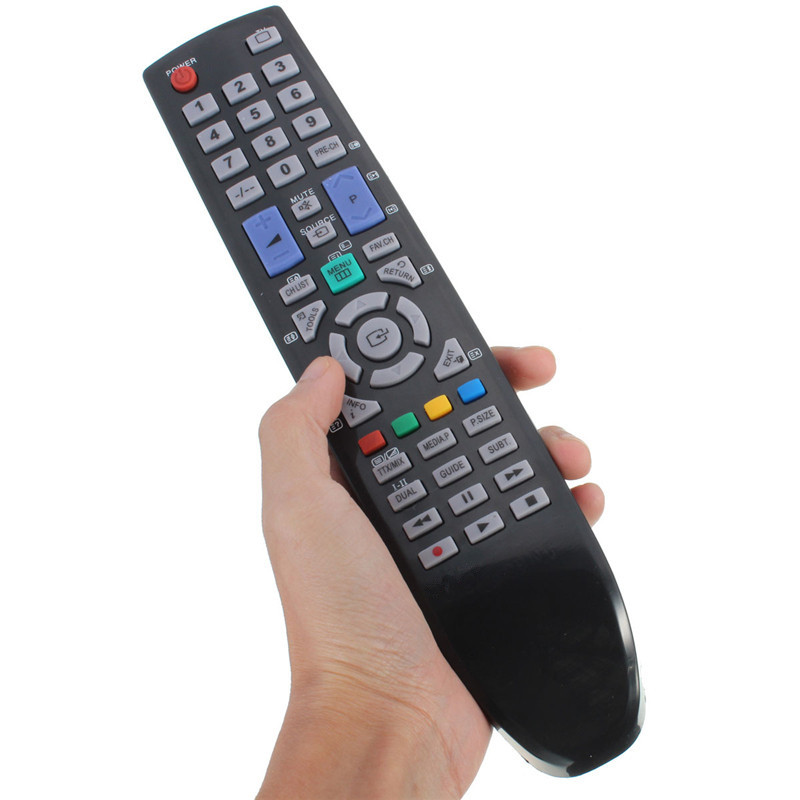 Brand New Replacement Remote Control For SAMSUNG LCD TV Black English Version(China (Mainland))