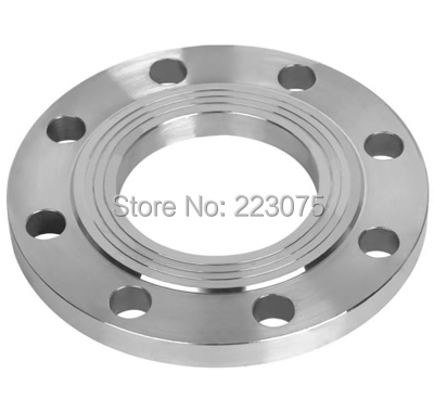 "Free shipping 2"" Stainless Steel SS304  Pipe  Fitting  Flange"