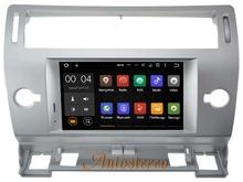 Android 5.1 Quad Core Car GPS Navigation DVD Player For Citroen C4 Quatre Triumph 2004-2012 car stereo auto navi autostereo(China (Mainland))