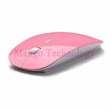 New Optical Wireless Mouse 2.4G Receiver Ultra-thin Mouse for Computer PC Laptop Desktop