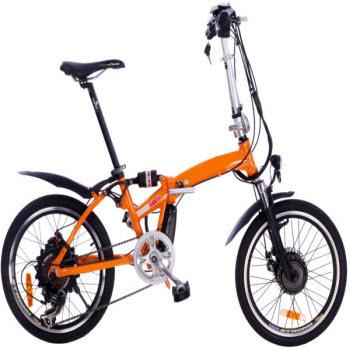 New Mini 7 Speed Folding Electric Bike(China (Mainland))