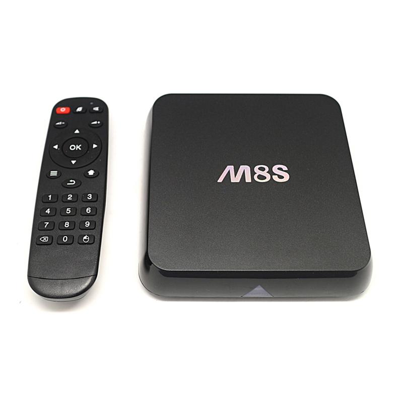 Android Smart Tv Set Top Box Full HD 1080p Porn Video Android Tv Box m8s Tv Box Amlogic s812 Quad Core Tv Box(China (Mainland))