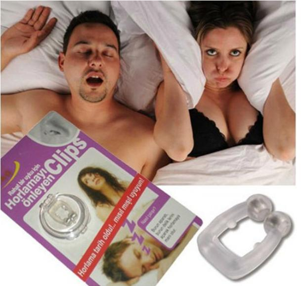 Magnets Silicone Snore Free Nose Clip Silicone Anti Snoring Aid Snore Stopper Nose Clip Device #775B(China (Mainland))