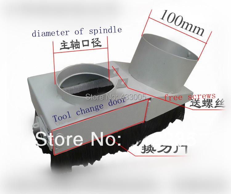 105mm vacuum cleaner motor cnc dust cnc vacuum cleaner spindle motor(China (Mainland))