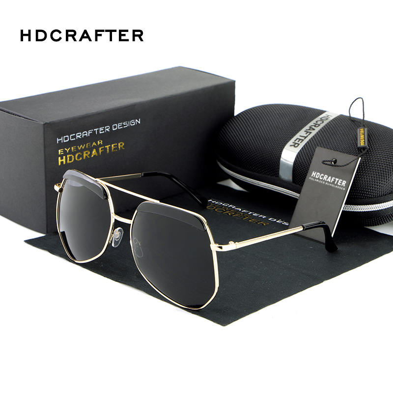 Hot Sale Oversized European Full Frame Metal Polarized Sunglasses High Quality Outdoor Sexy Driving Sun Glasses for Women V001(China (Mainland))
