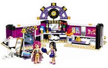 Детские игрушки КИТАЙ БРЕНДА 404 самоконтрящимися кирпича Совместимость с Lego Друзей 41104 Поп-Звезды Гардеробная нет оригинальный коробка