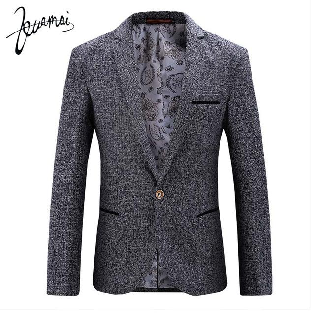XD7 Блейзер Мужчины 2016 Весной Новый Высокого Класса Костюм Homme Платье Случайно ...