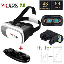 2016 cheap sex video porn xnxx movies games 3d glasses vr box 2.0, google cardboard vr heasdset virtual reality glasses vr box(China (Mainland))