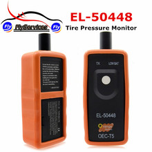 Buy HOT For GM Tire Pressure Tool EL50448 Auto Tire Pressure Monitor Sensor TPMS Activation Tool OEC-T5 For GM For Opel Vehicles for $18.88 in AliExpress store