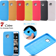 2015 Brand New! Mobile Phone Accessories Candy Soft Slim Back Cover For HTC One M9 Cool Fantasy Case For HTC One M9