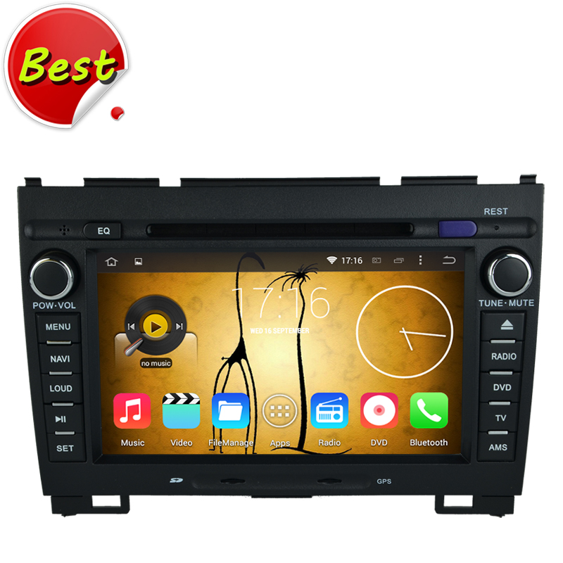 "8"" Capacitive Screen 1024*600 Pixels Quad Core Android 4.4 Video Player For Great Wall Hover H3 H5 Car DVD GPS 3G WiFi(China (Mainland))"