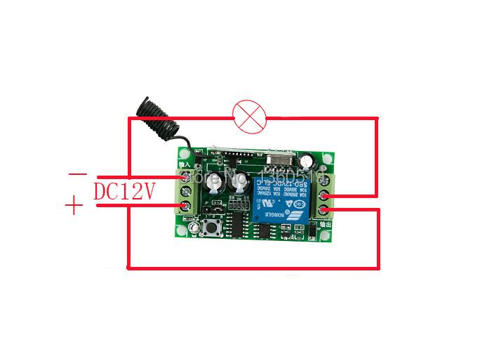 dc12V 1ch-2
