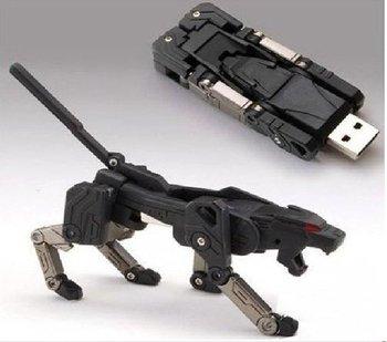 $15 off per $150 order Retail 4GB 8GB 16GB Robot dog USB Flash Drive,USB Flash Disk,U-DISK MEMORY Free shipping