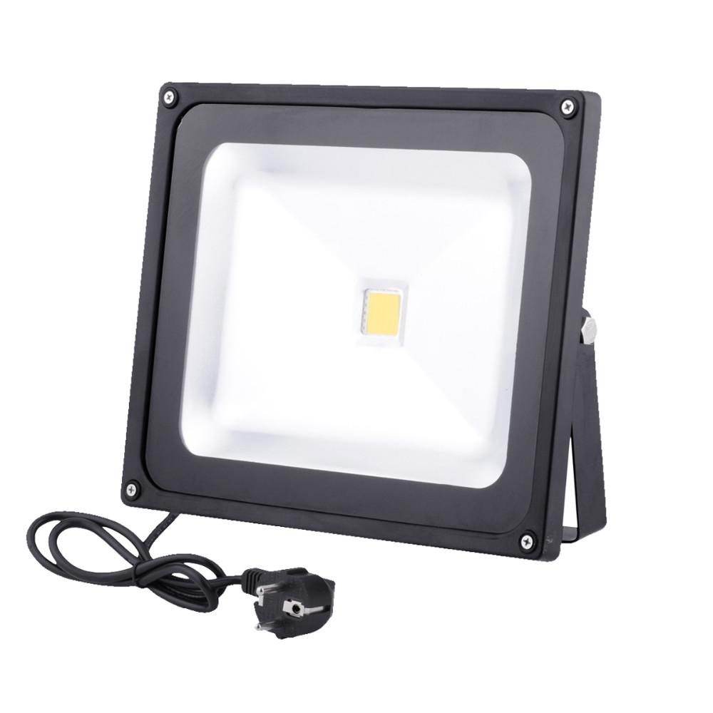 50W 4500LM LED Flood Light IP65 AC 85-265V projecteur led exterieur Led Floodlight projecteur Led spotlight outdoor lighting<br><br>Aliexpress