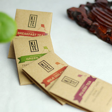Royal Puer Tea 24 pieces  Whole Leaves Tea in Pyramid Tea Bags By Kite Top