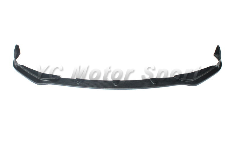 Здесь можно купить  Carbon Fiber ST Style Front Bumper Lip (Fit Q50S Sport Bumper) Fit For 2014-2015 Infiniti Q50 Sedan  Автомобили и Мотоциклы