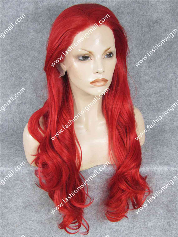 """Гаджет  W12 Free Shipping 26"""" Long #1001/613 Blonde Heavy Density Body Wave Front Lace Synthetic Hair Fashion Lady Wig None Волосы и аксессуары"""