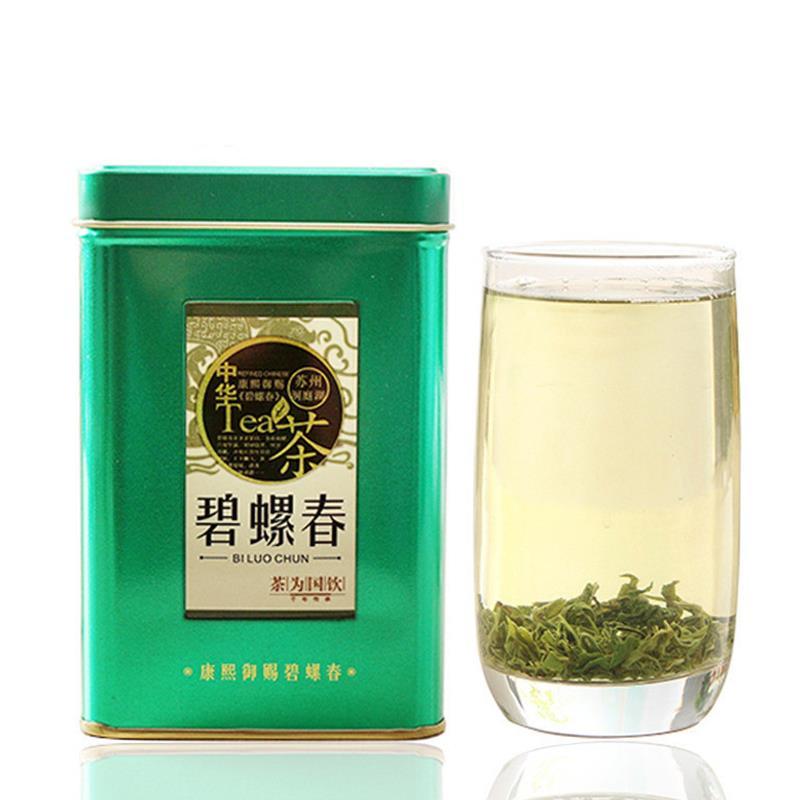 2015 Early Spring Premiun Bi Luo Chun 100g Green Tea 100% Natural Biluochun Health Care Te Box 6119-35<br><br>Aliexpress