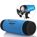 Good quality Zealot S1 Mini Wireless Bluetooth power bank Speaker and 4000mah LED light for Outdoor