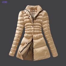 Famous Brand Top Quality Monlers Duck Down jackets Monclare 2015 New Women's Winter Coats Parka Classical