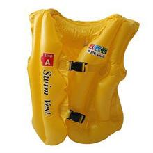 2016 New Professional Swimwear Polyester Children's Life Jacket Foam Vest Survival Suit For Kids Swimming Drifting S M L 1PC(China (Mainland))