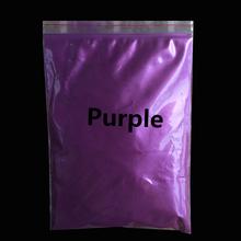 Purple pearl powder paint coating Automotive Coatings ceramic art crafts coloring dye 50g per pack(China (Mainland))