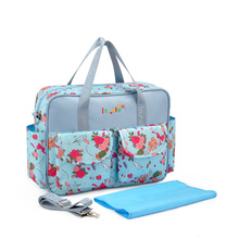 Fashion Mommy Diaper Bag Large Capacity Multi-functional Maternity Bag Pregnant Women Backpack Baby Diaper Bag(China (Mainland))