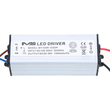 Durable High Power Consumption AC/DC Adapter 50W 1.5A Led Driver 20-39V Lighting Transformers Power Supply for Light Lamp Bulb(China (Mainland))