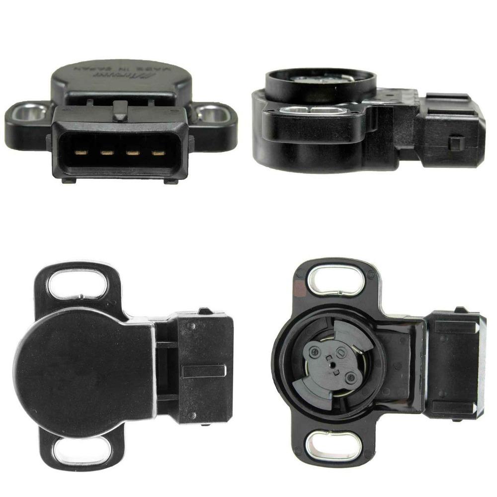 New Throttle Position Sensor TPS For MITSUBISHI 3.5L V6 / 1.8L 2.4L L4 MD614772 TPS4073(China (Mainland))