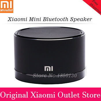 2015 100% New Original Ximi Mini Wireless Bluetooth Speaker For Xiaomi Iphone Apple & Android Devices PC Computer MP3 Mi-Erj03(China (Mainland))