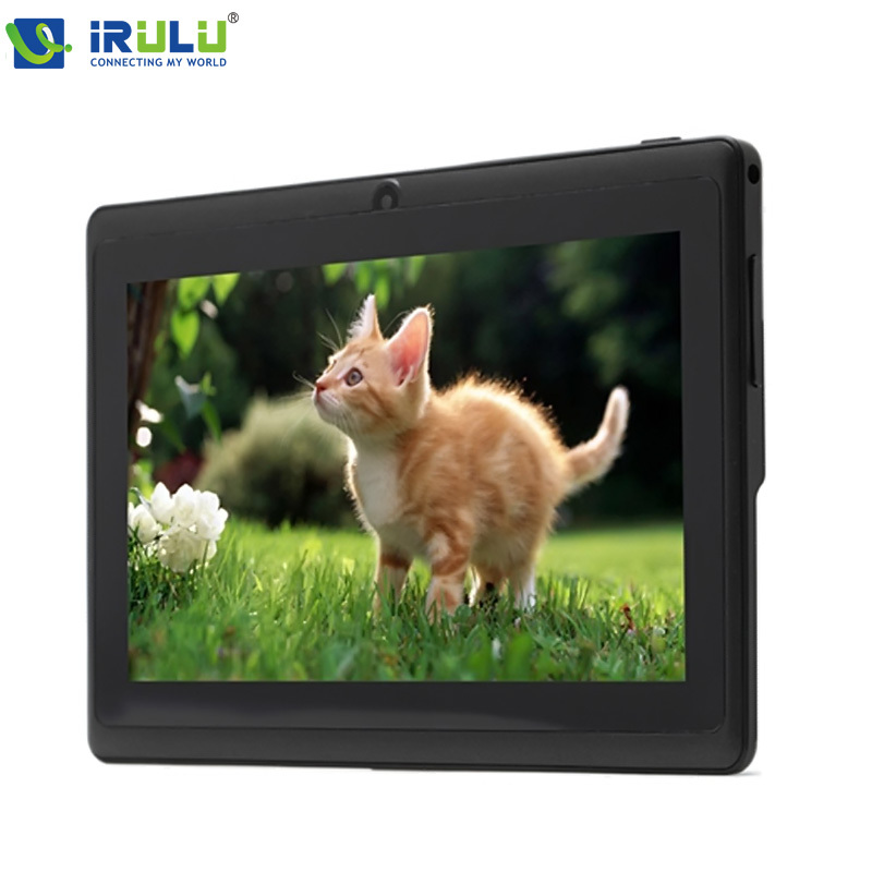 IRULU X1 7'' Android 4.4 Tablet PC Quad Core 8GB/16GB ROM Dual Cameras 3G External 2015 New Cheap Tablet High Quality Hot(China (Mainland))