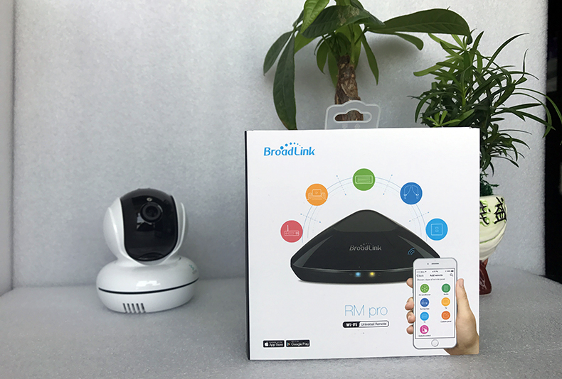image for Broadlink RM3 RM Pro & RM Mini3 Smart Home Automation Universal Intell