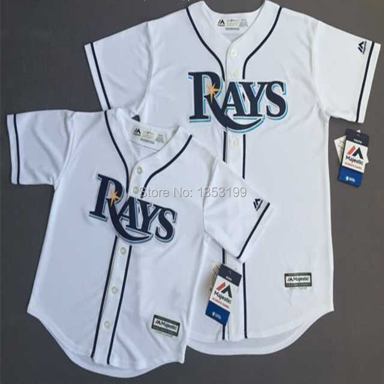Baseball Jersey Tampa Bay Rays Youth Team Jersey(China (Mainland))