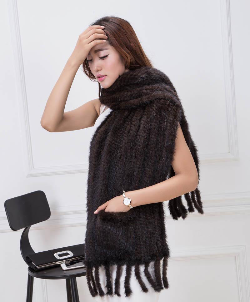 mink fur shawl 5