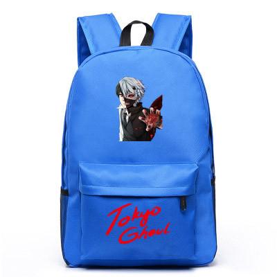 Dropship New Japanese Anime Tokyo ghouls Galaxy Printing Backpack School Bags for teenagers Children Backpacks Rucksack