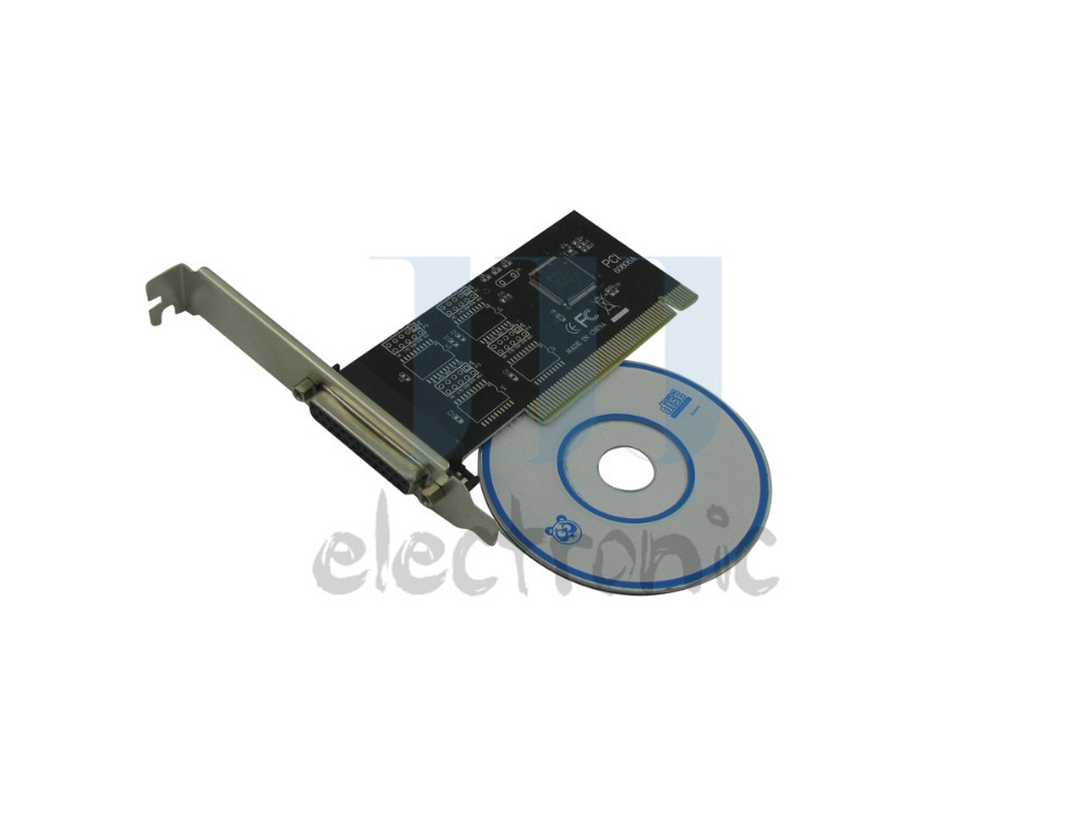 Hot selling PCI To Parallel 1 Port Controller Card Printer(China (Mainland))