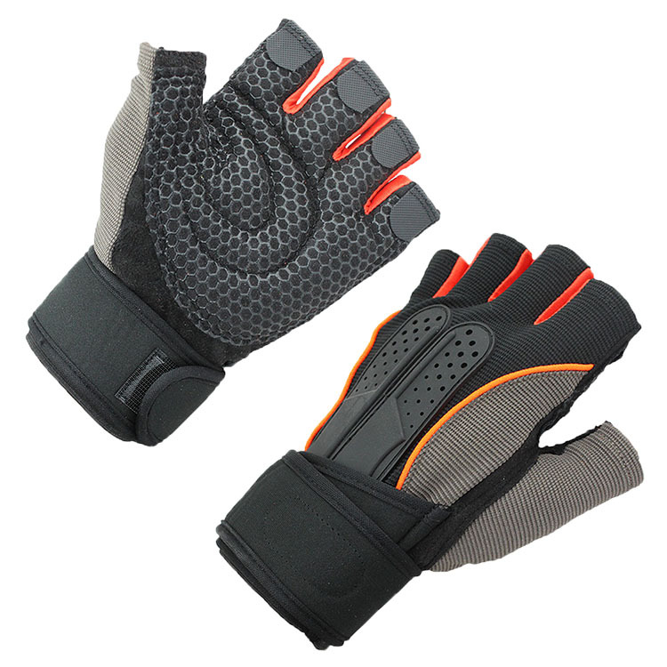 Motorcycle gloves half finger - High Quality Tactical Gloves Men And Women Half Finger Motorcycle