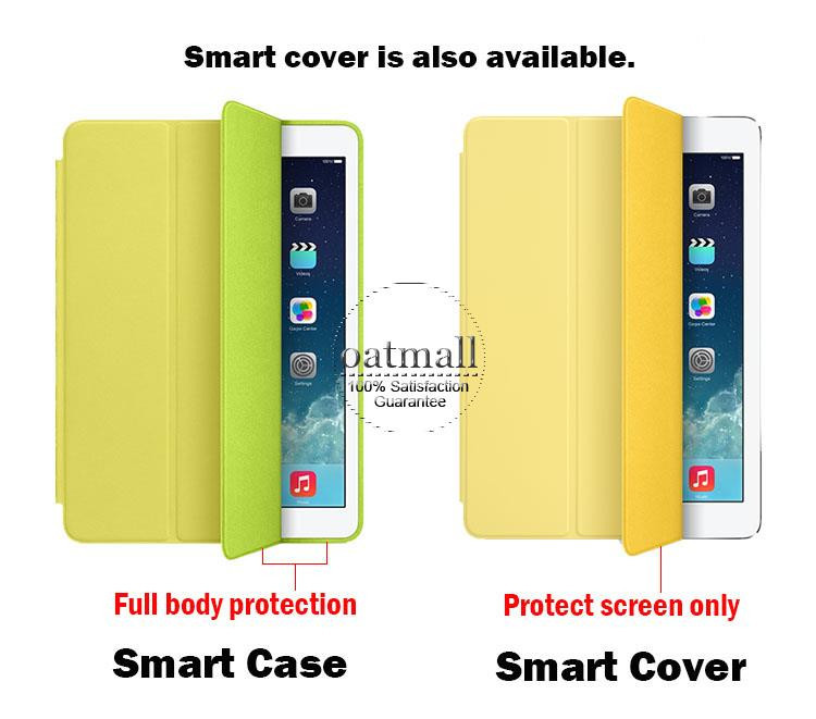 2016 ultra slim smart cover for apple ipad mini case luxury capa fundas For ipad mini3 1 2 retina original magnetic stand cases
