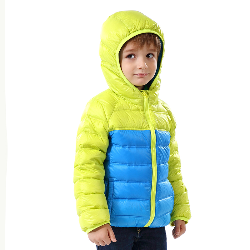 Winter Down Jacket For Boys And Girls Hooded Thick Children Winter Coat 3-10 Year Kids Outerwear Brand Girls Warm Clothing<br><br>Aliexpress