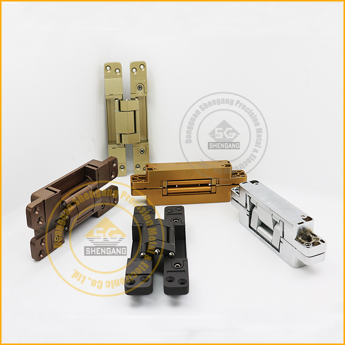euro style invisible gate hinges heavy duty(China (Mainland))